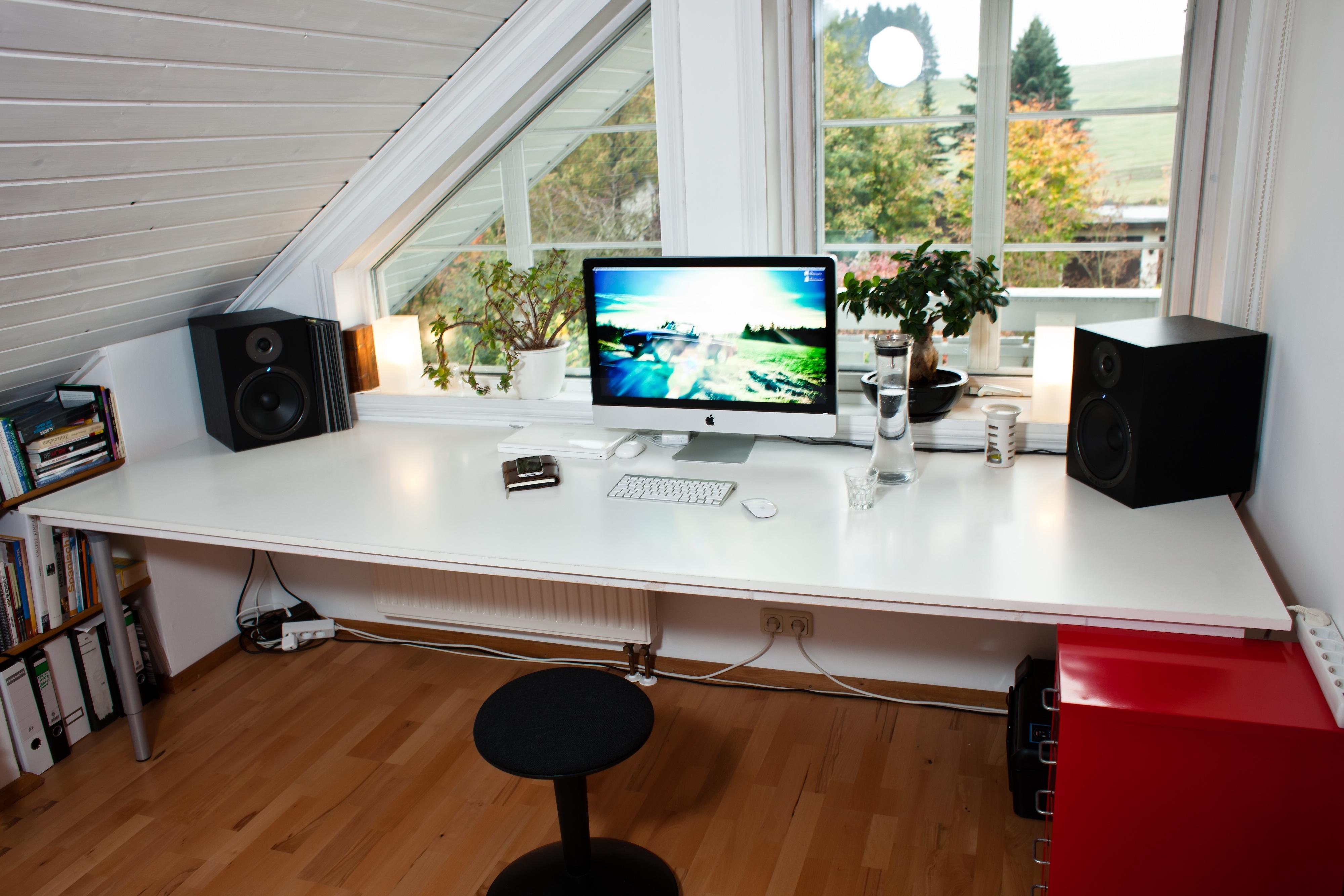 clean desk clean mind randomly ravishing